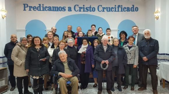 At Home with the Congregation in Spain